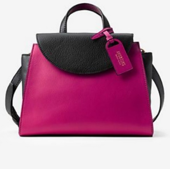 kate spade Handbags - 🌿Kate Spade Saturday Rose/Black Mini Bag🌿
